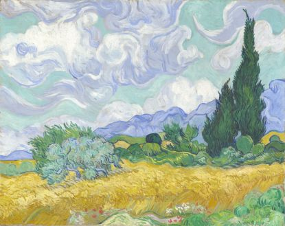 wheat_field_with_cypresses